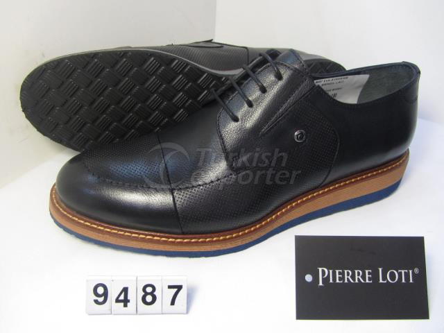 9487 Leather Shoes