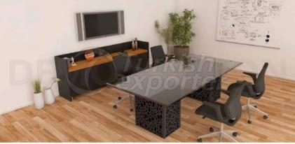 Meeting Table Black Pearl