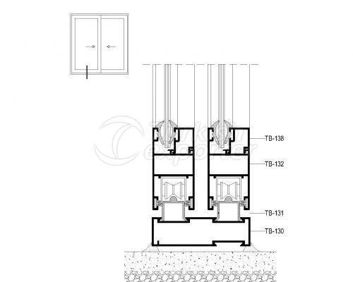 Tuba Sürme Profilleri-Sistem Detayları