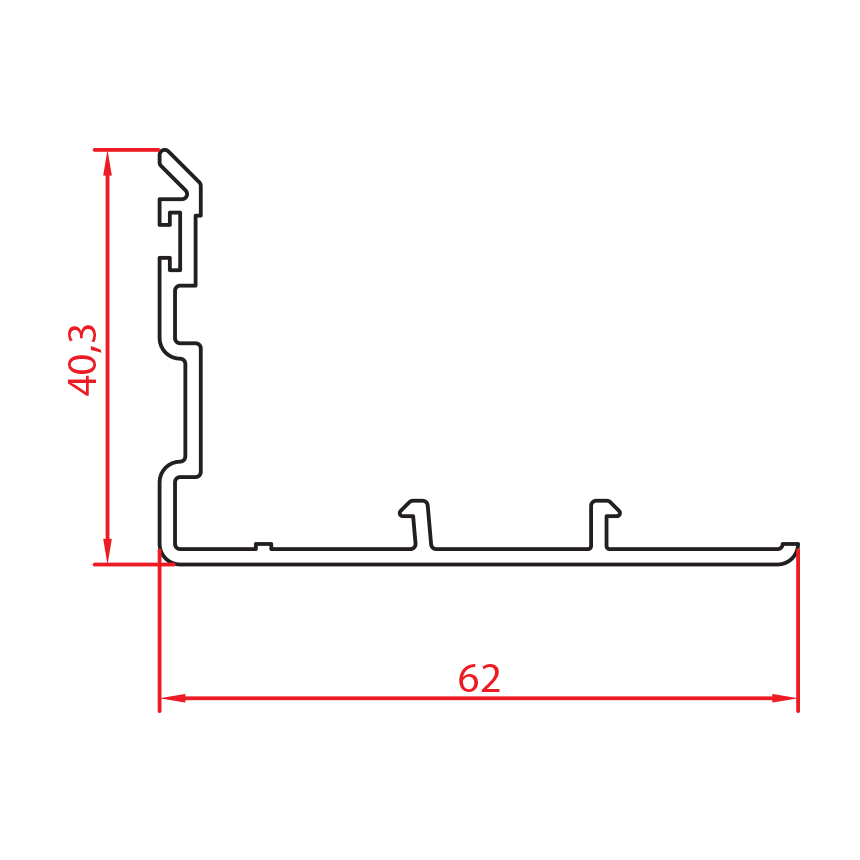 Perfil de bloqueo Surme - 05