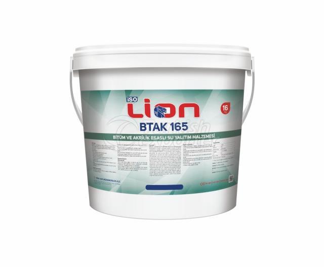 Isolion Btak 165 Bitumen Insulation Material