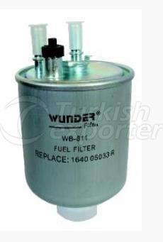 Filtre à carburant WB 811