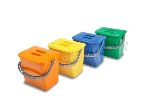 Plastic Accessory Bucket KBS6-O