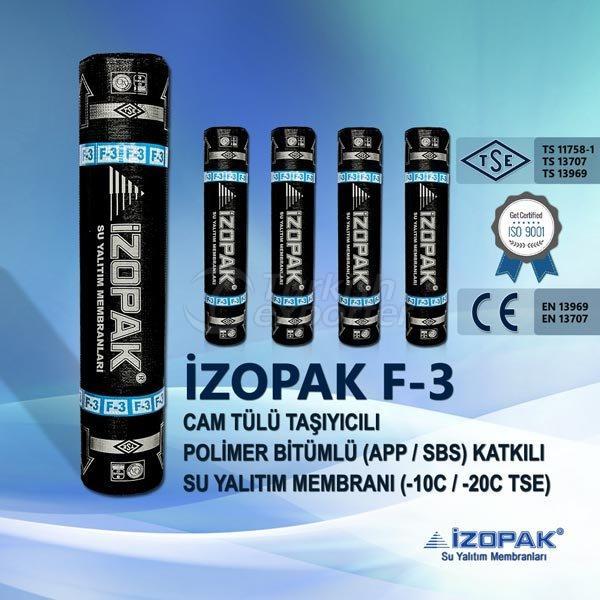 Izopak F-3 Water Isolating Membrane