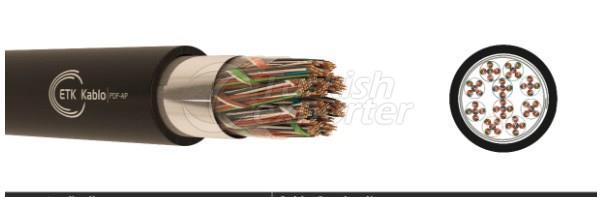 Outdoor Telephone Cables -PDF-AP - A-2YF(L)2Y