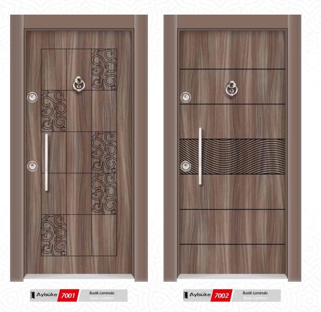 Rustic Laminox Door