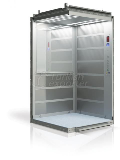 Ascenseur cabine IDA KBN 09