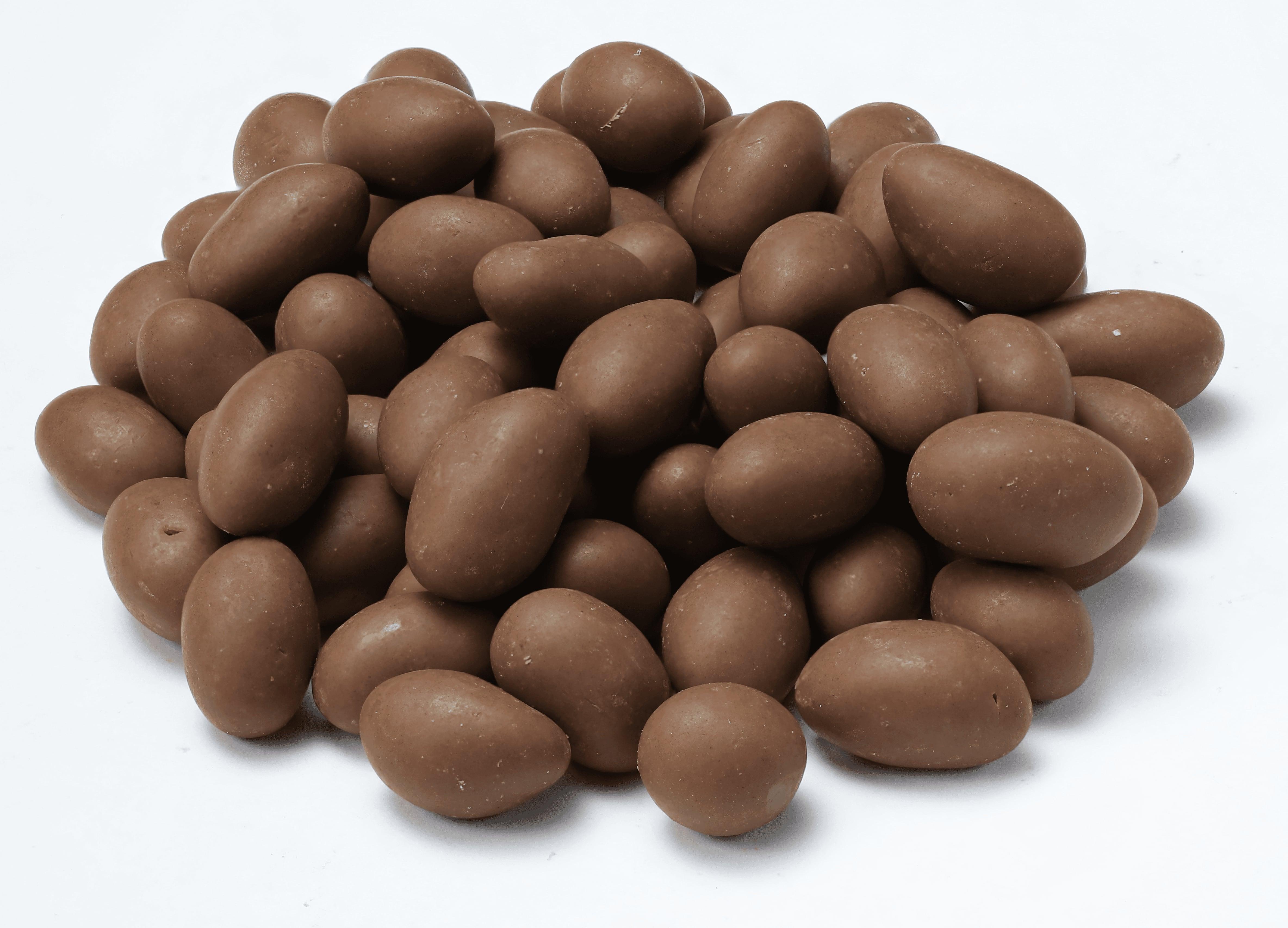 Chocolate Coated Pistachio Dragee