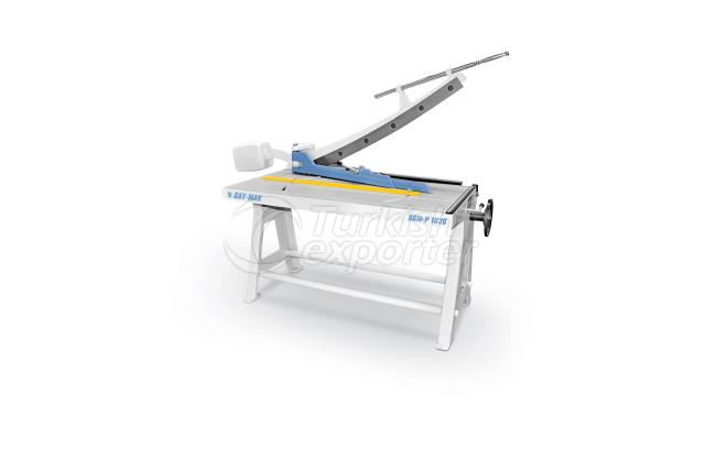 Hand-Lever Guillotine Shears