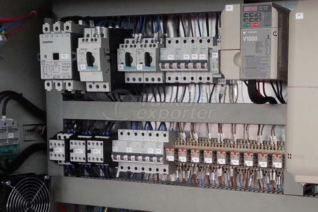 Crane Electrical Control Box