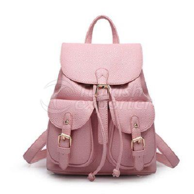 Bag Leather Backpack for Women