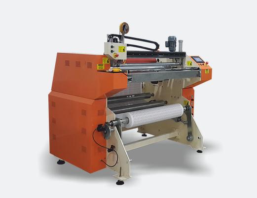 Fixation Tape Slicing, Winding&Cutting Machine
