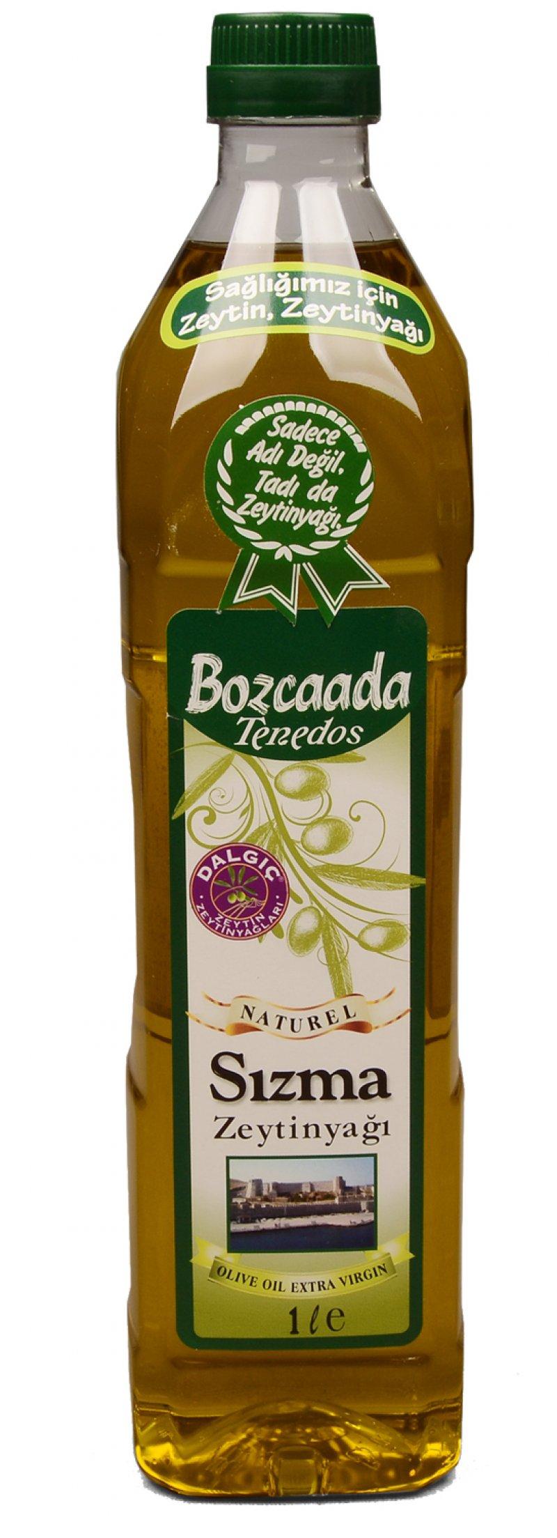 Bozcaada Tenedos Olive Oil