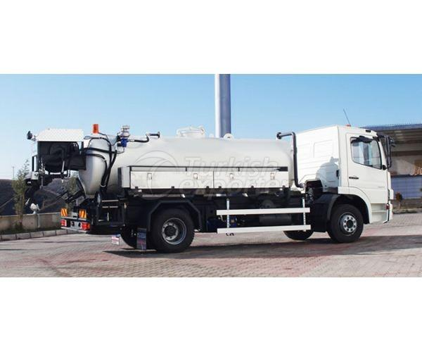 Canal Jetting Vehicles