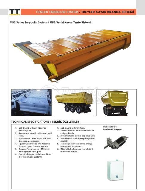 Trailer Tarpaulin Systems
