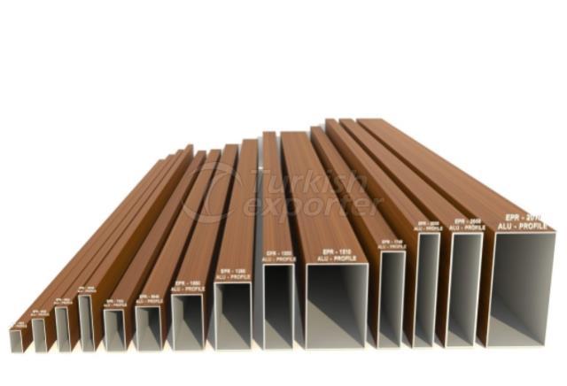 Aluminum Tube Profiles