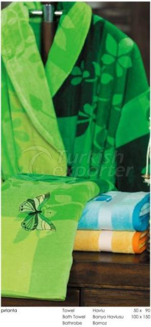 Havlu - Bornoz Setleri Pırlanta