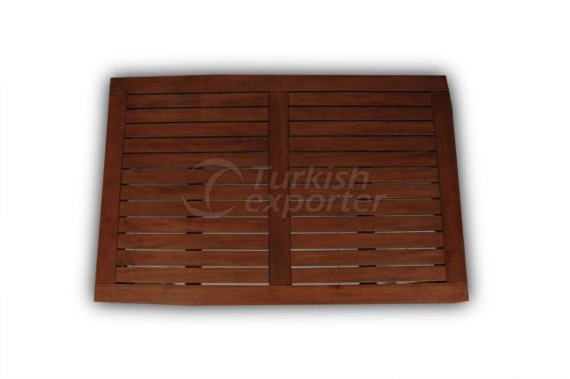 Rectangular Wooden Table Top