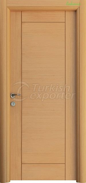 Veneered Wooden Door LK 108