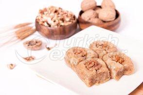 Baklawa - Nightingale's Nest with Walnut
