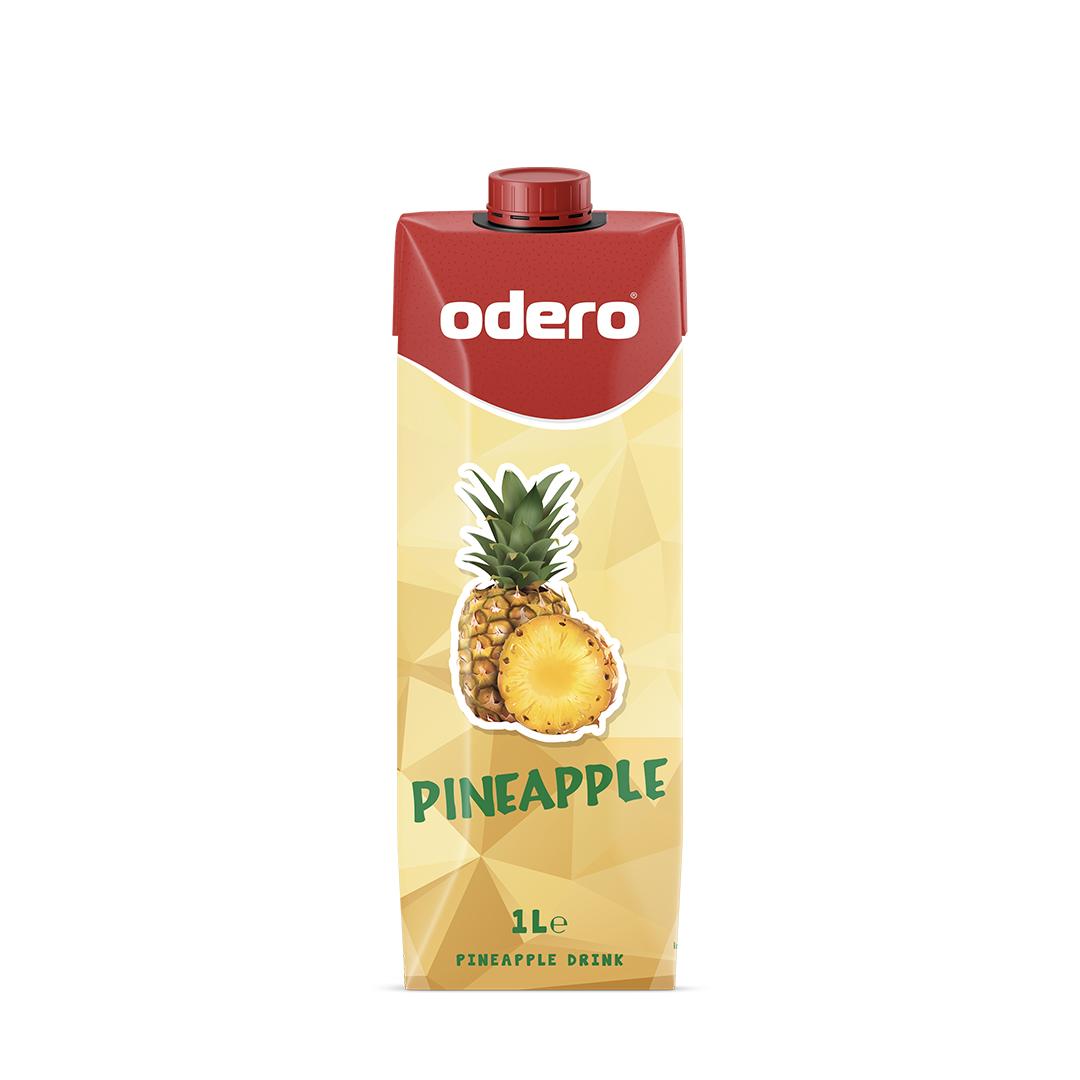 Pineapple Fruit Juice Best Price in Tetra Pak 1000 ml
