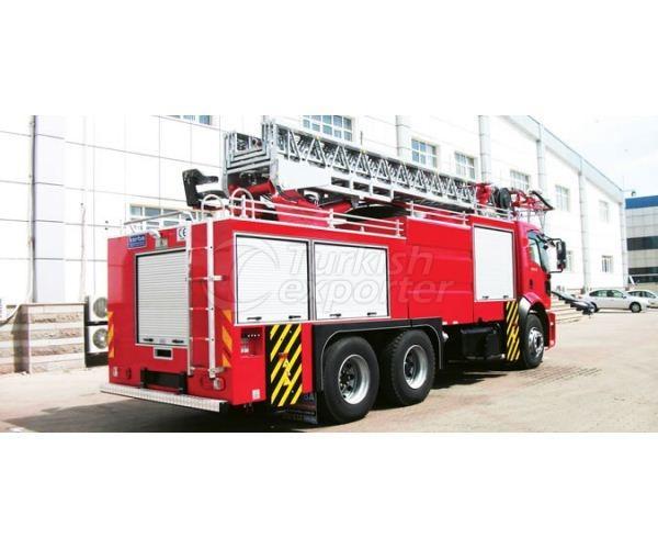 Véhicules aériens de lutte contre l'incendie