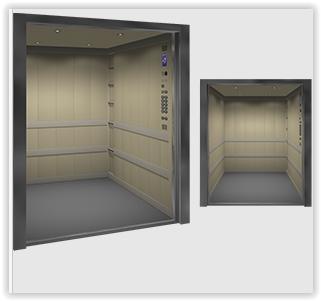 Elevator Cabin - Containe