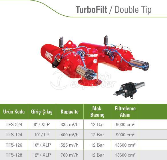 TurboFilt Double Type