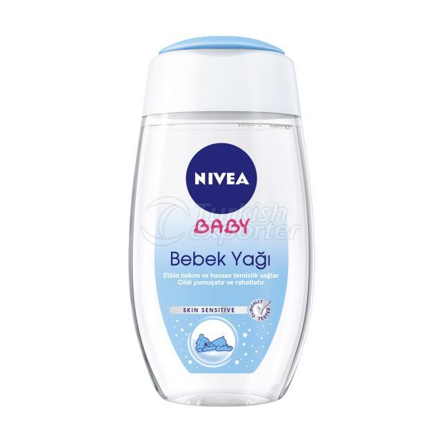 Nivea Baby Oil 200 mL