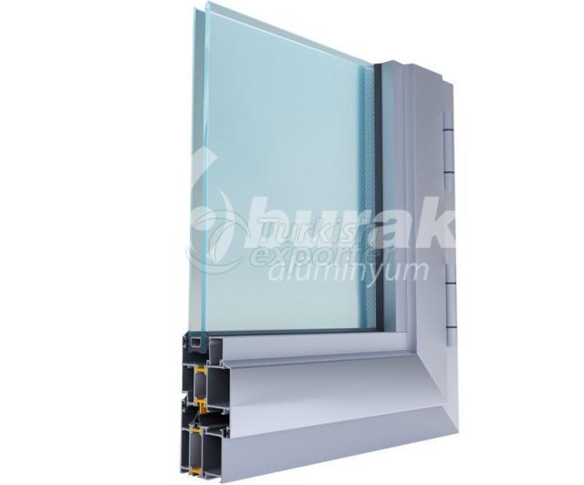 أنظمة الأبواب والنوافذ Y-58