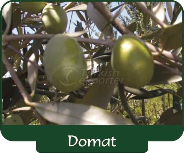 Оливки Domat