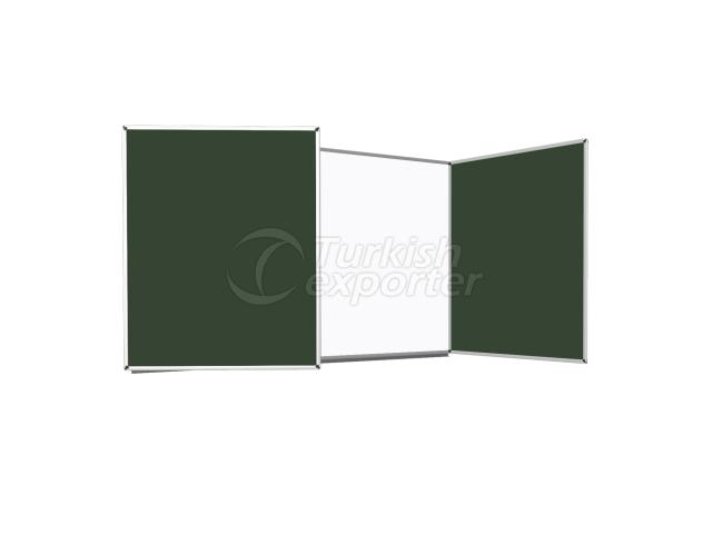 Wall Mounted Whiteboard-Cover