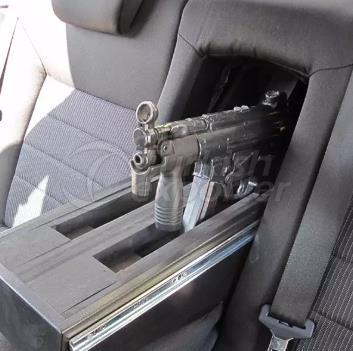 Hidden Gun Holder