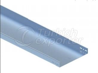 Solid Bottom-Low Medium Duty Cable Trays EUH60