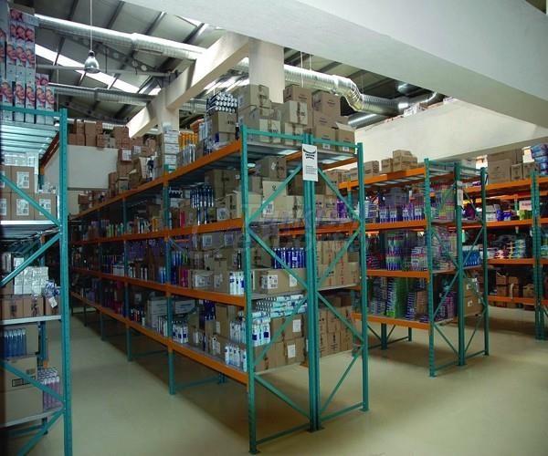 Light Load Shelving Systems