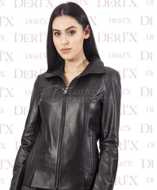 Leather Jackets B-232 Black