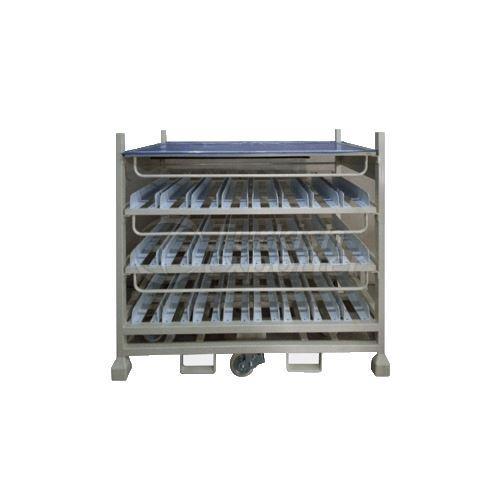Caja de transporte del calentador trasero
