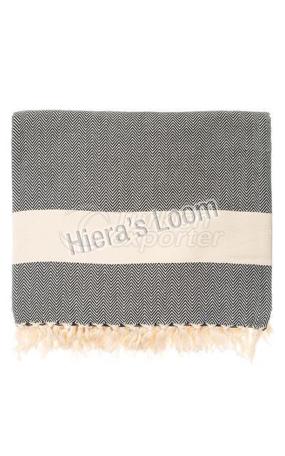 Herringbone Blanket-Throw TIM7095