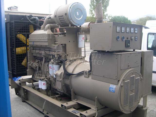 Generadores diesel de la serie SGK