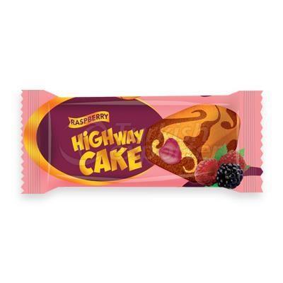 Cake Raspberries -Highway