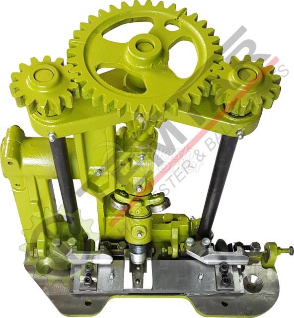 CLAAS KNOTTER - WIRE SYSTEM