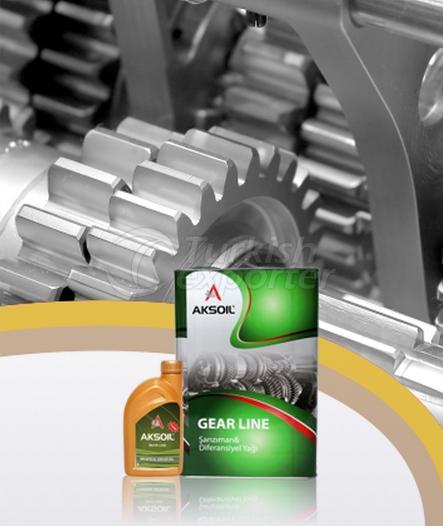 Transmission - Differential Oils Aksoil