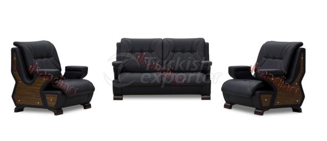 Hunkar Sofa Set