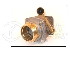 Delivery And Interception Ball Valve