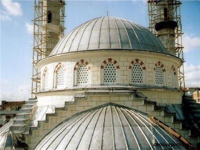 Mosque Aluminium Coating