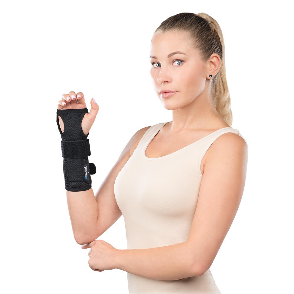 Hand & Wrist Splint With Net