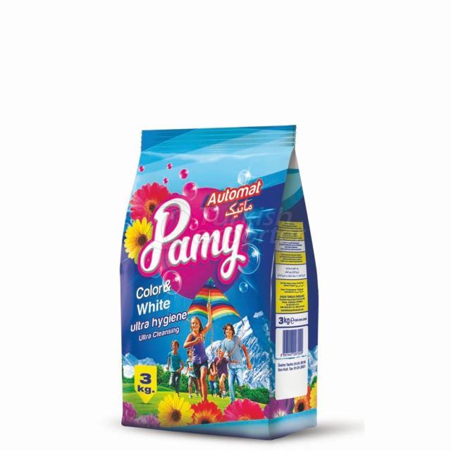 Pamy Automat Powder Detergent 3 kg