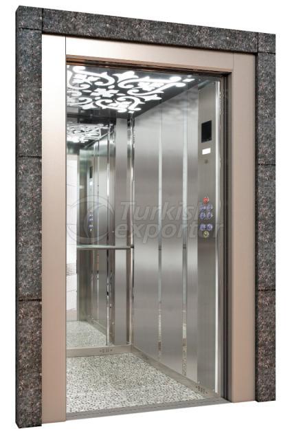 مصعد المقصورة