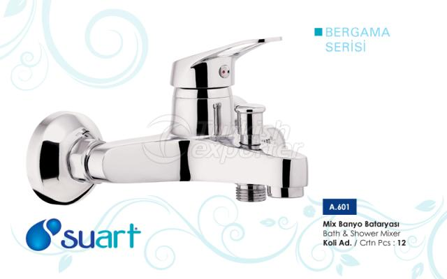 Bathroom Faucet A601 Bergama
