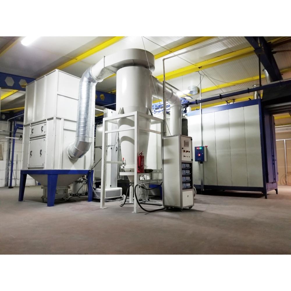 Powder Coating Systems 002-1